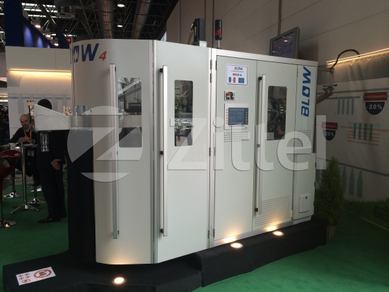 blow machine interpack 2014
