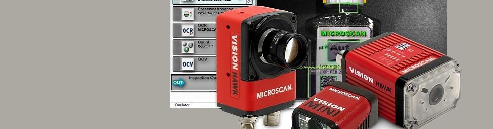 MICROSCAN - устройства контроля и идентификации, машинное зрение